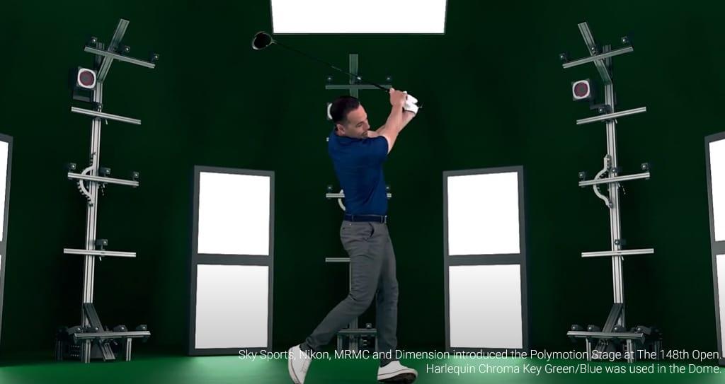 CGI golf