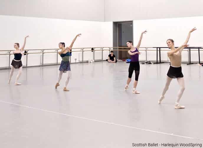 Harlequin Woodspring Scottish Ballet