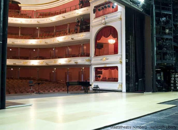 Harlequin liberty Staatstheater Nurnberg