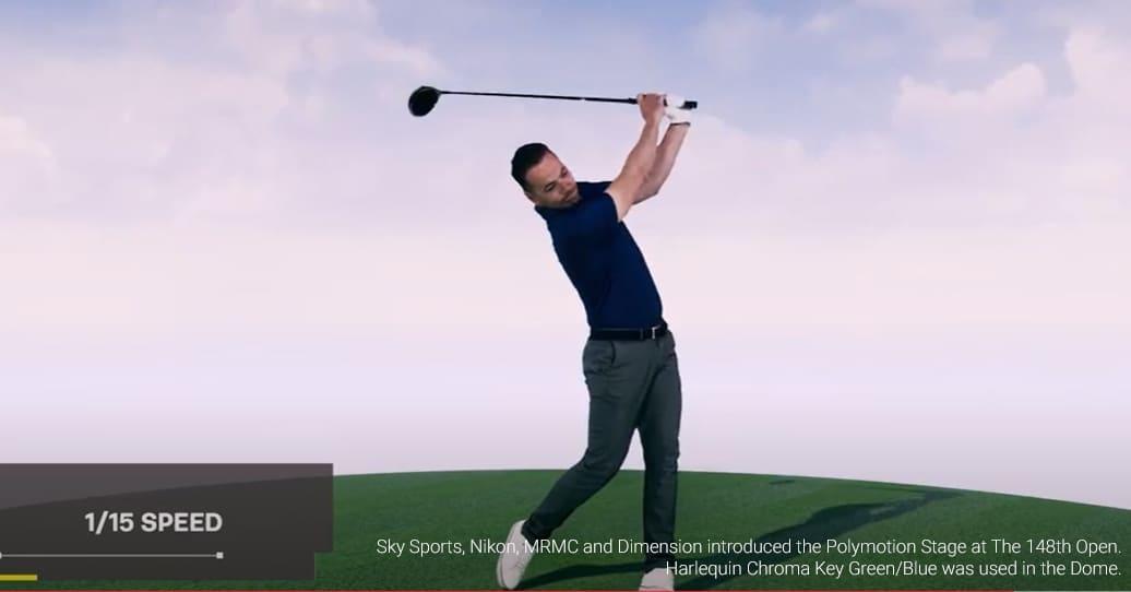 golf cgi