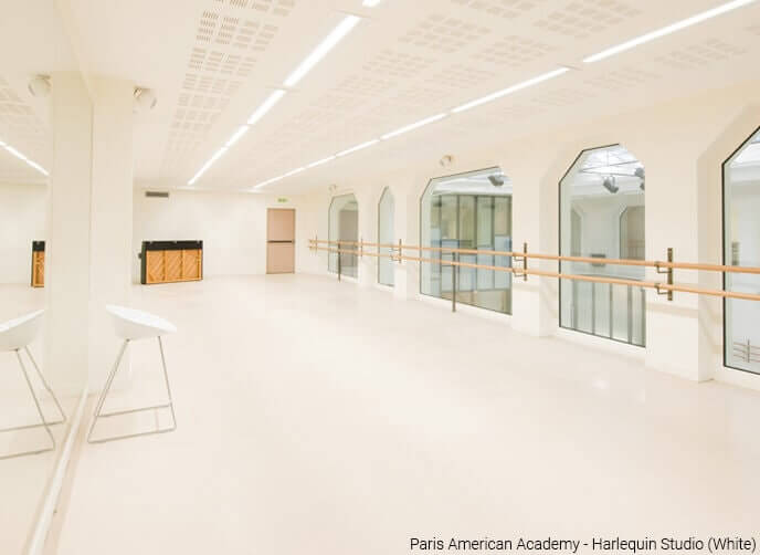 Harlequin Studio Paris American Academy