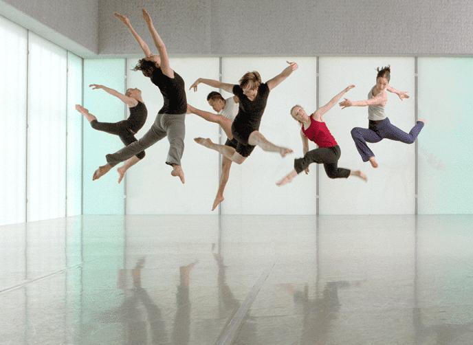 Dance floor, designed for dance, sprung dance floor
