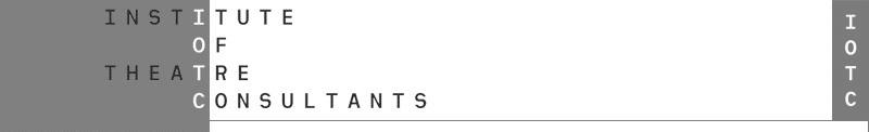 The Institute of Theatre Consultants