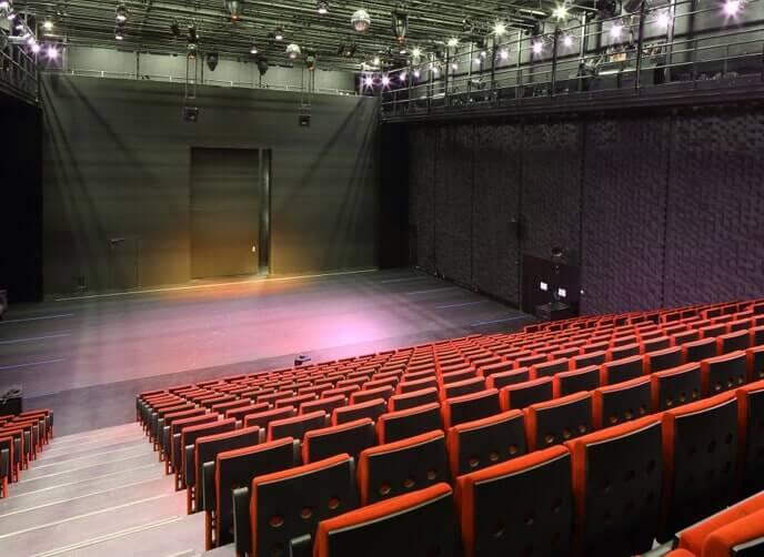 Chaillot Theatre Paris Harlequin